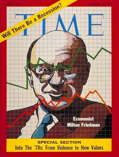 the article by milton friedman titled Milton friedman: education and careerfrom 1966 to 1984 for newsweek magazine, in which his articles would alternate with those presenting more liberal views on economic matters, by.